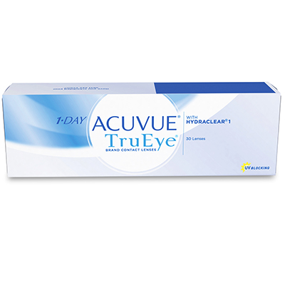 Линза мк acuvue 1-day trueye bc 8.5, d-1,0 №30